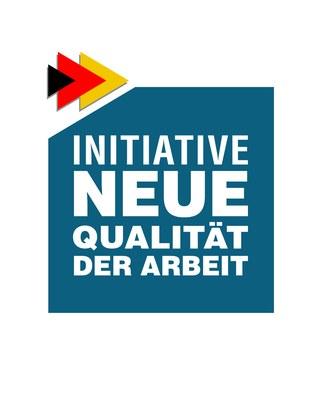 Logo Initiative Neue Qualität der Arbeit
