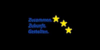 Logo Zusammen. Zukunft. Gestalten.